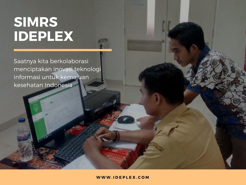 SIMRS Ideplex untuk Rumah Sakit Indonesia