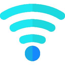 Semua komputer pengguna dapat menggunakan jaringan kabel atau Wifi untuk mengakses aplikasi SIMRS dari server