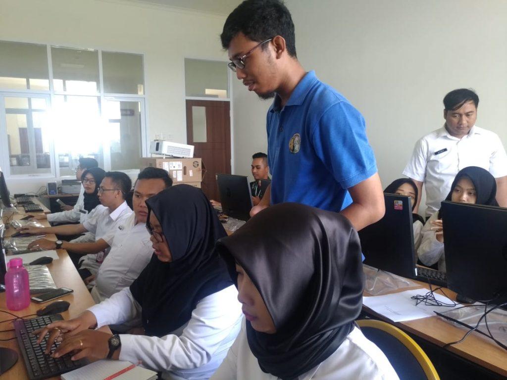Implementasi SIMRS di RSUD SLG Kediri
