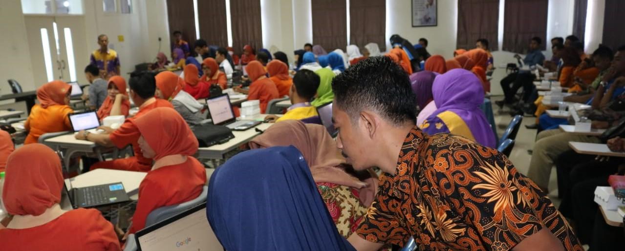 Implementasi PPI dan PMKP di RSUD Syamrabu Bangkalan